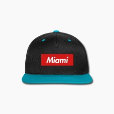 Miami Reigns Supreme Snapback