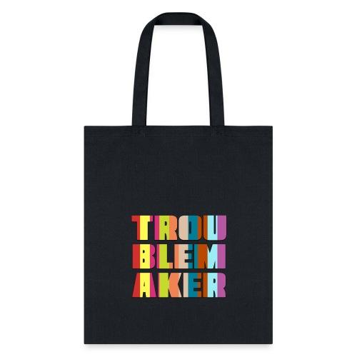 VT_TroublemakerCutOut_Tote - Tote Bag