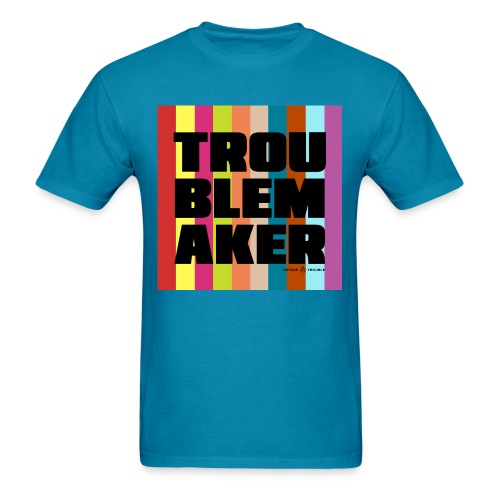 VT_Troublemaker_TshirtM - Men's T-Shirt