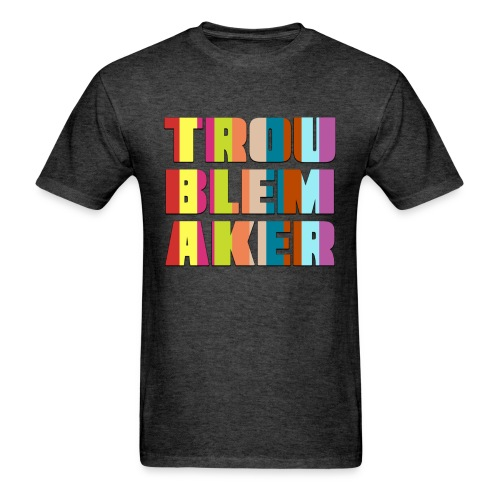 VT_TroublemakerCutOut_TshirtM - Men's T-Shirt