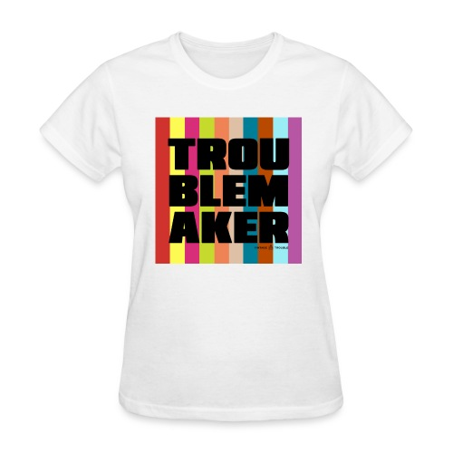 VT_Troublemaker_TshirtF - Women's T-Shirt