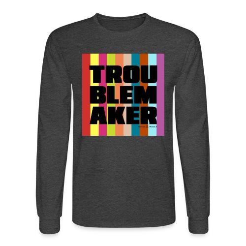 VT_Troublemaker_LongsleeveM - Men's Long Sleeve T-Shirt