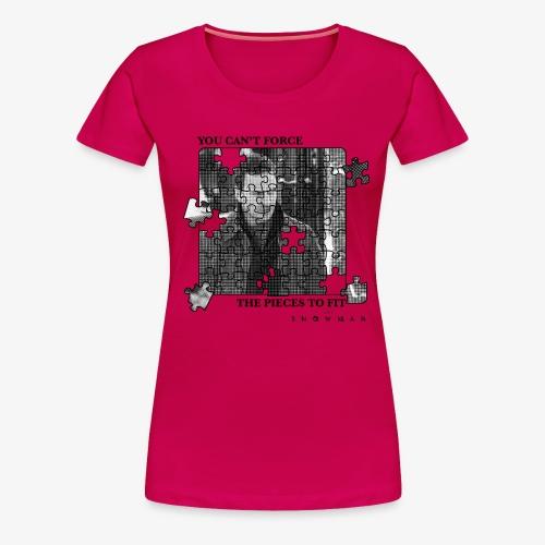 ...The Pieces to Fit Women's T-Shirt - Women's Premium T-Shirt
