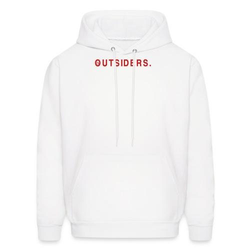 OUTSIDE THE BOX. - Men's Hoodie