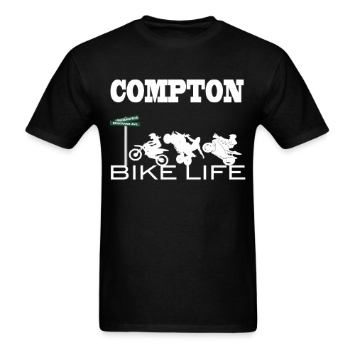 Comoton bike life - Men's T-Shirt