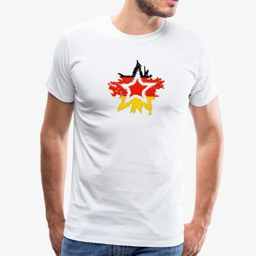 Germany Star - Men's Premium T-Shirt