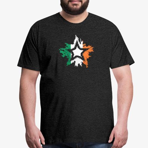 Ireland Star - Men's Premium T-Shirt