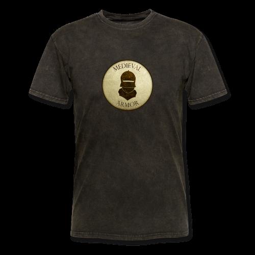 Bronze & Gold T-Shirt - Men's T-Shirt