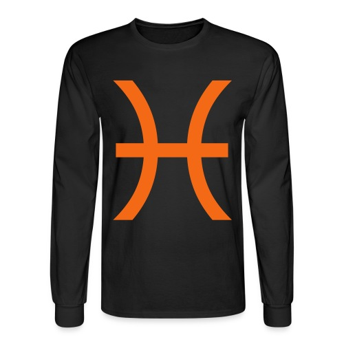 Pisces - Men's Long Sleeve T-Shirt