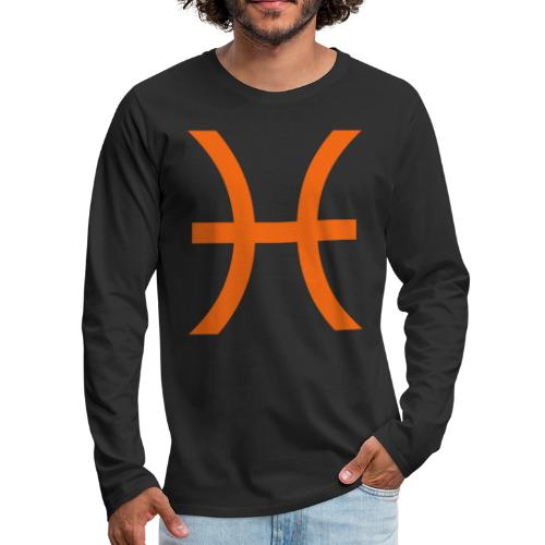 Pisces - Men's Premium Long Sleeve T-Shirt