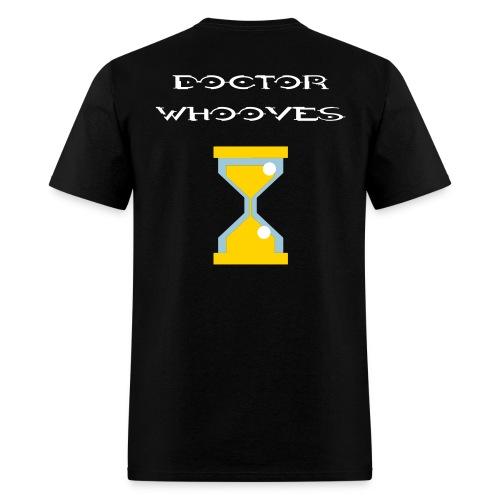 Dr Whooves Custom Shirt - Men's T-Shirt