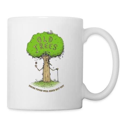 old trees - Coffee/Tea Mug