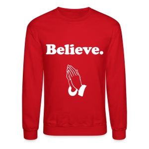 Christian Crew Neck - Crewneck Sweatshirt