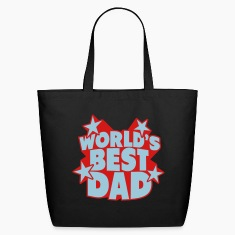 World's best Dad Bags
