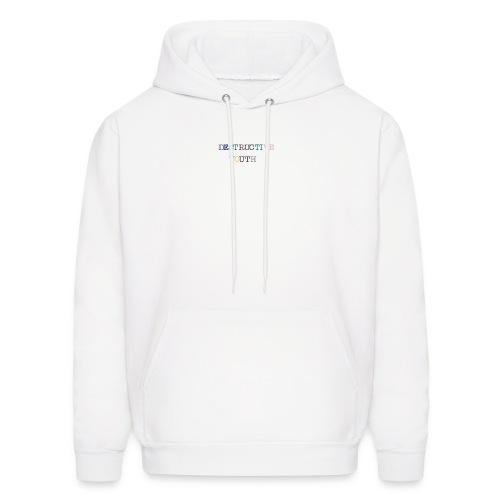Destructive Youth hoodie - Men's Hoodie