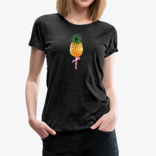 Sexy Pineapple - Women's Premium T-Shirt