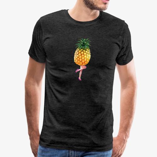 Sexy Pineapple - Men's Premium T-Shirt