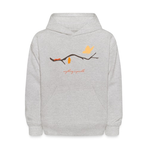 Anything is Possible - Kids' Hoodie
