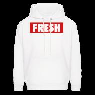 Hoodies ~ Men's Hoodie ~ Fresh