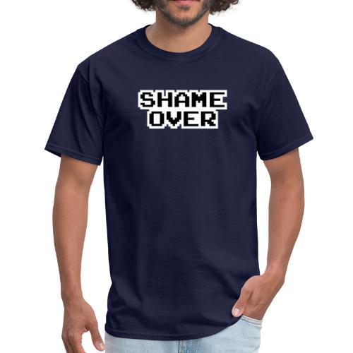 Shame over (Flock, pick colors) - Men's T-Shirt
