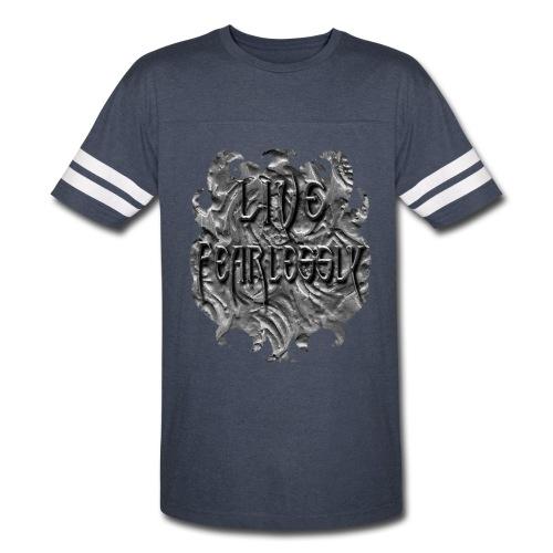 Live Fearlessly Men's Vintage Sports T-shirt - Vintage Sport T-Shirt
