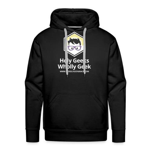 Classic Geeks Hoodie - Men's Premium Hoodie