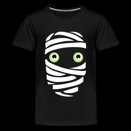 Funny Halloween T-shirt Mummy Shirts Kid's - Kids' Premium T-Shirt