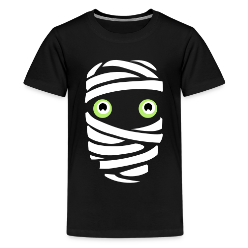 Funny Halloween T-shirt Mummy Shirts Kid's - Kids' Premium T-Shirt