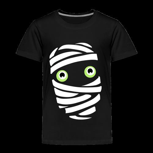 Funny Halloween T-shirt Mummy Shirts Toddler - Toddler Premium T-Shirt