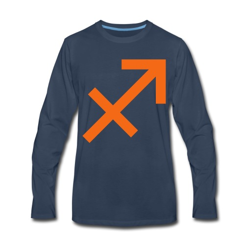 Sagittarius - Men's Premium Long Sleeve T-Shirt