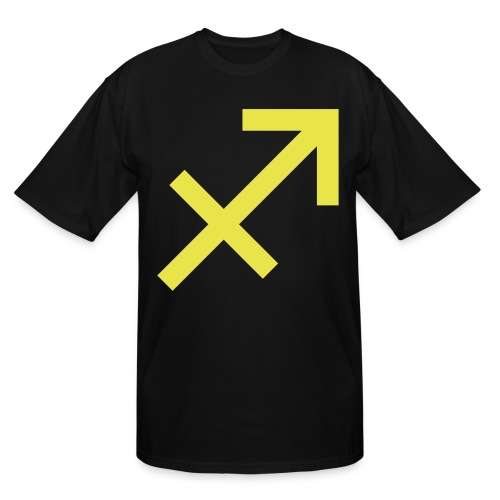 Sagittarius - Men's Tall T-Shirt