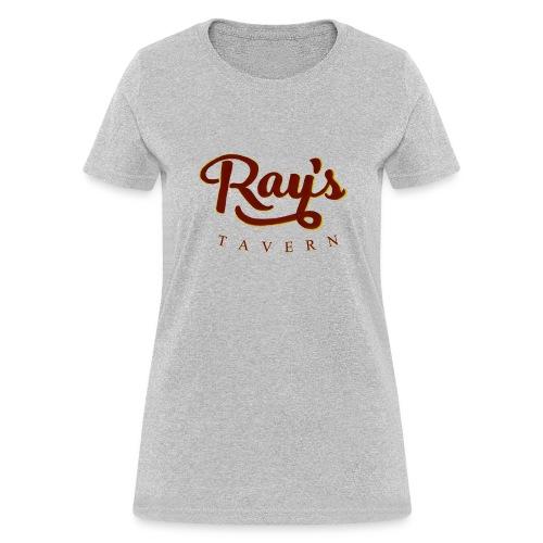 Ray's Tavern Logo - Women's T-Shirt