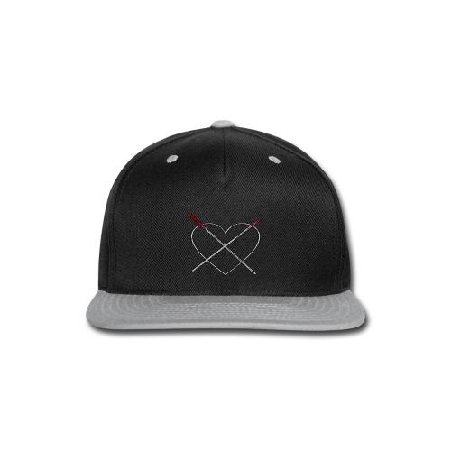 Bloody Deadheart Snapback Cap - Snap-back Baseball Cap