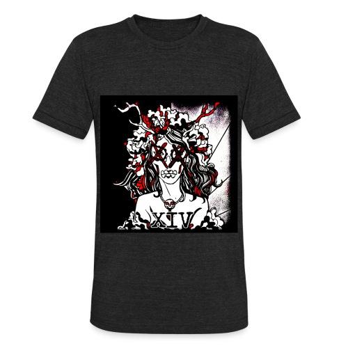 Tarot Unisex T Shirt - Unisex Tri-Blend T-Shirt