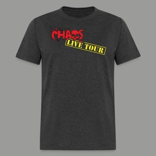2018 Chaos Live tour - Men's T-Shirt