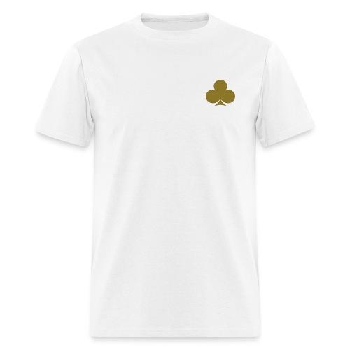 Clover Vertical Tee  - Men's T-Shirt