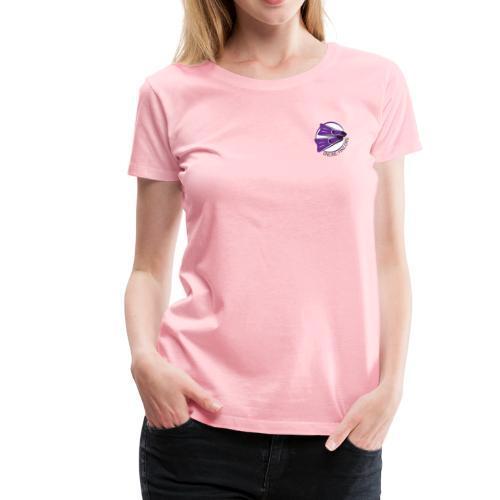 Heart Scuba Diving T-Shirt - Women's Premium T-Shirt