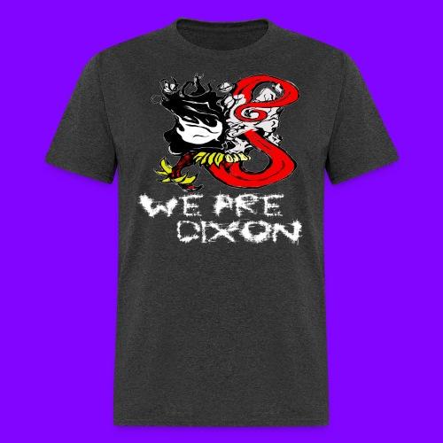 Suicide Symbiote (Heather Black) - Men's T-Shirt
