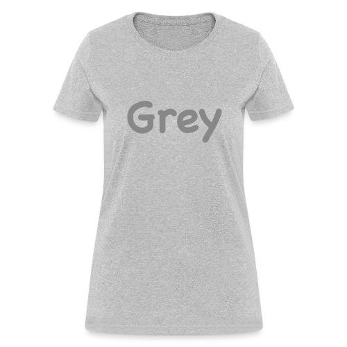Grey double take - Women's T-Shirt