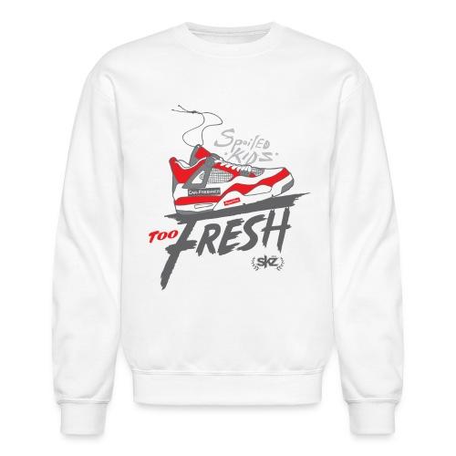SKZ Red Fresh Sweatshirt - Crewneck Sweatshirt