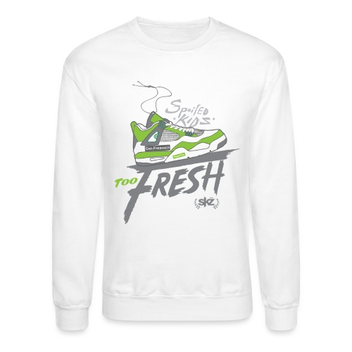 SKZ Green Fresh Sweatshirt - Crewneck Sweatshirt