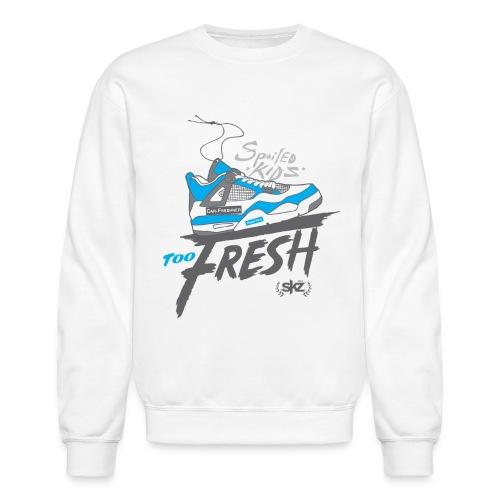 SKZ Blue Fresh Sweatshirt - Crewneck Sweatshirt