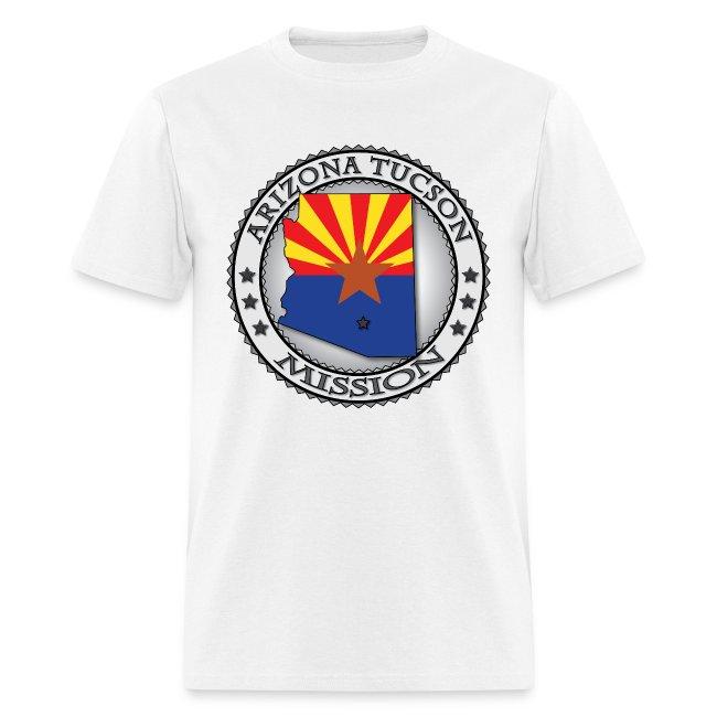 ShirtsArizona Cutout Day Tucson T Lds Mission Flag Latter PkO80Xwn