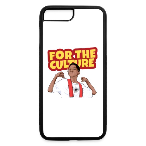 For The Culture: iPhone 7 Plus/8 Plus  - iPhone 7 Plus/8 Plus Rubber Case