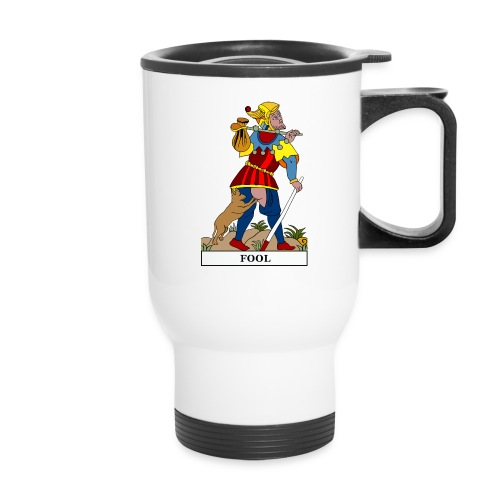 Fool -Travel Mug - Travel Mug
