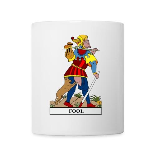 Fool -Gift Mug - Coffee/Tea Mug