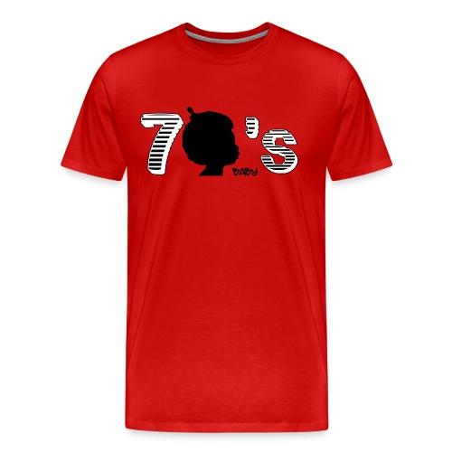 70's Baby  - Men's Premium T-Shirt
