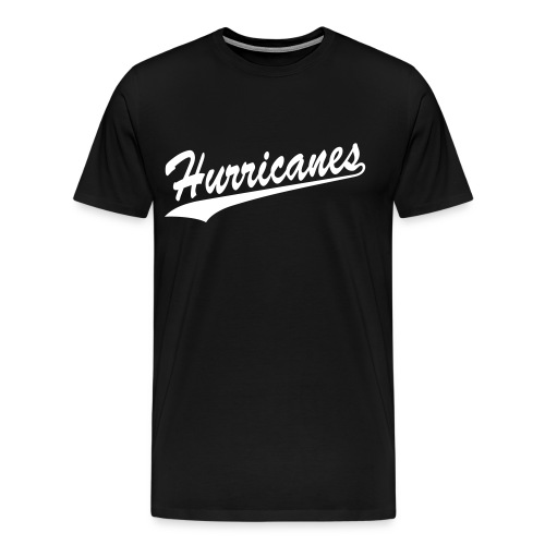 Hurricanes - Men's Premium T-Shirt