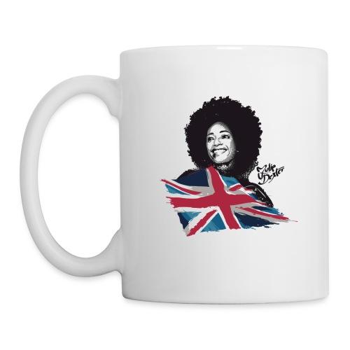 Julie Dexter UK Flag - Coffee/Tea Mug - Coffee/Tea Mug