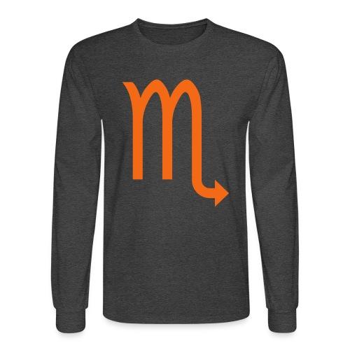 Scorpio - Men's Long Sleeve T-Shirt